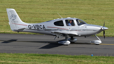 A picture of GVBCA - Cirrus SR22 - [2656] - © Ian Howat