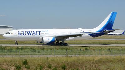 F-WWYU - Airbus A330-841 - Kuwait Airways