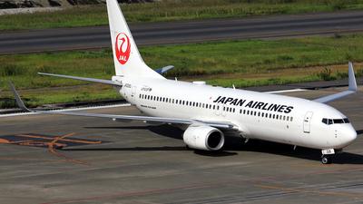 JA328J - Boeing 737-846 - JAL Express