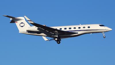 M-OVIE - Gulfstream G650 - Private