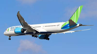 VN-A829 - Boeing 787-9 Dreamliner - Bamboo Airways
