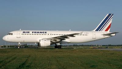 F-GFKU - Airbus A320-211 - Air France