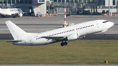 A picture of LYLGC - Boeing 737382 - GetJet Airlines - © RAFAL KUKOWSKI