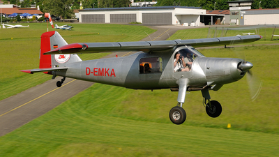 D-EMKA - Dornier Do-27 - Private