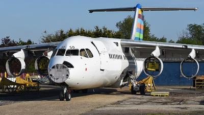 A picture of SEDSO - Avro RJ100 - [E3221] - © David Oates