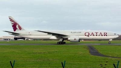 A7-BEK - Boeing 777-3DZER - Qatar Airways