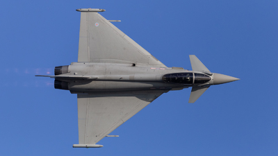 ZJ937 - Eurofighter Typhoon FGR.4 - United Kingdom - Royal Air Force (RAF)