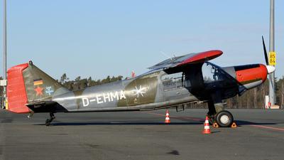 D-EHMA - Dornier Do-27A4 - Private