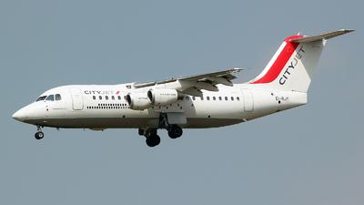 EI-RJY - British Aerospace Avro RJ85 - CityJet