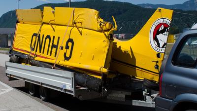 G-HUND - Aviat A-1B Husky - Private