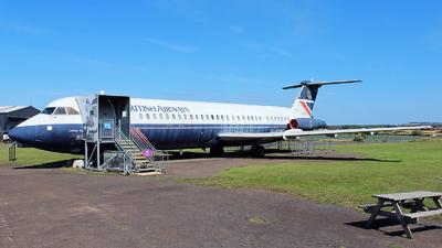 G-AVMO - British Aircraft Corporation BAC 1-11 Series 510ED - British Airways
