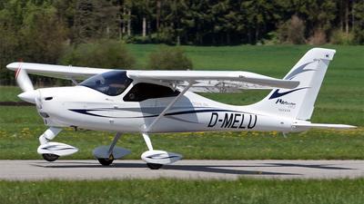 D-MELU - Tecnam P92 Echo MkII - Higher and Hire