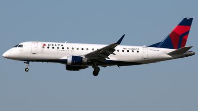 N603CZ - Embraer 170-200LR - Delta Connection (Compass Airlines)