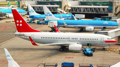 HB-JJA - Boeing 737-7AK(BBJ) - PrivatAir