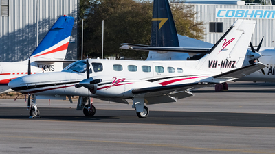 A picture of VHHMZ - Cessna 441 Conquest - [4410017] - © Andrew Lesty