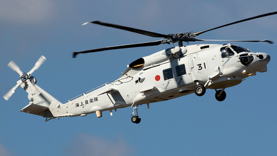 8431 - Mitsubishi SH-60K - Japan - Maritime Self Defence Force (JMSDF)