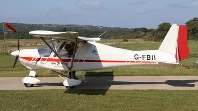 G-FBII - Ikarus C-42 FB100 - Isle of Flight Microlights