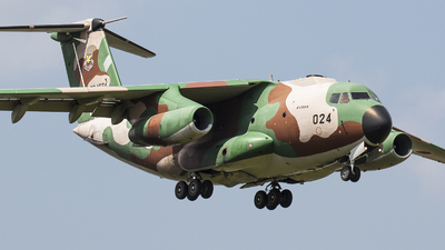 78-1024 - Kawasaki C-1 - Japan - Air Self Defence Force (JASDF)