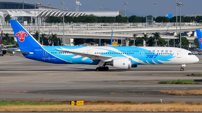 B-20D7 - Boeing 787-9 Dreamliner - China Southern Airlines