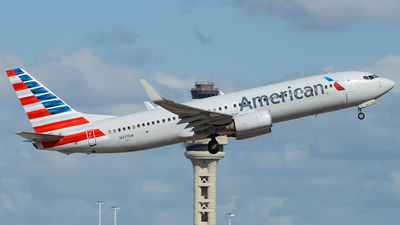 A picture of N937AN - Boeing 737823 - American Airlines - © Westley Bencon