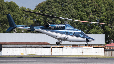 N707LP - Bell 222 - Private