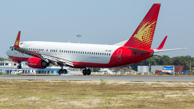 S2-AIO - Boeing 737-86N - Regent Airways
