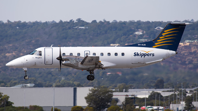 VH-XUB - Embraer EMB-120ER Brasília - Skippers Aviation