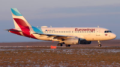 OE-LYY - Airbus A319-132 - Eurowings Europe