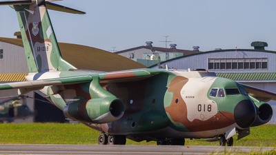 68-1018 - Kawasaki C-1 - Japan - Air Self Defence Force (JASDF)