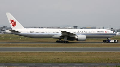 B-2086 - Boeing 777-39LER - Air China