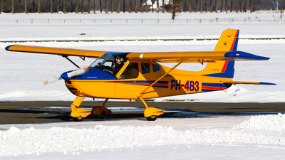 PH-4B3 - Tecnam P92 Echo Super - Private