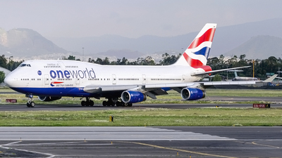 G-CIVM - Boeing 747-436 - British Airways