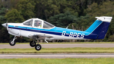 G-BPES - Piper PA-38-112 Tomahawk - Private