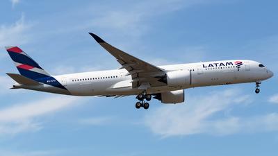 PR-XTC - Airbus A350-941 - LATAM Airlines