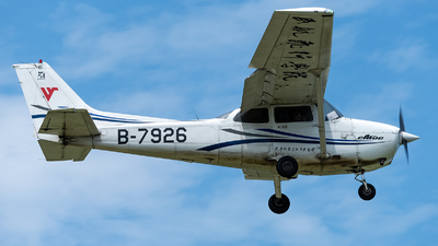 B-7926 - Cessna 172R Skyhawk - Civil Aviation Flight University of China