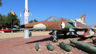 529 - IAI Kfir C7 - Israel - Air Force