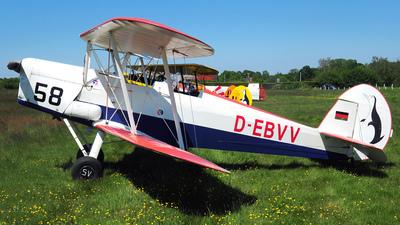 D-EBVV - Stampe and Vertongen SV-4B - Private
