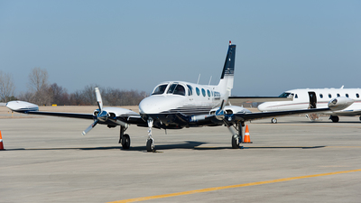N505SF - Cessna 340A - Private