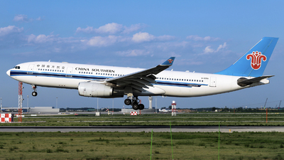 A picture of B6059 - Airbus A330243 - China Southern Airlines - © nibrage