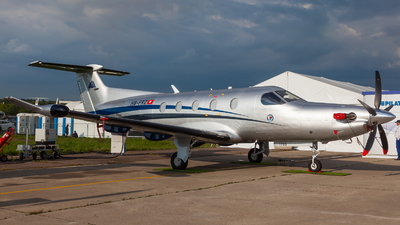 HB-FRZ - Pilatus PC-12NG - Private