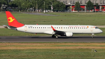 B-3245 - Embraer 190-200LR - Tianjin Airlines