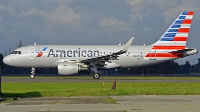 N90024 - Airbus A319-115 - American Airlines