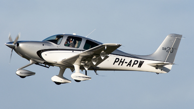 A picture of PHAPW - Cirrus SR20 - [2149] - © Dutch