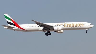 A picture of A6EMT - Boeing 77731H - [32699] - © Oliver Richter