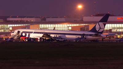 SP-LPC - Boeing 767-35D(ER) - LOT Polish Airlines