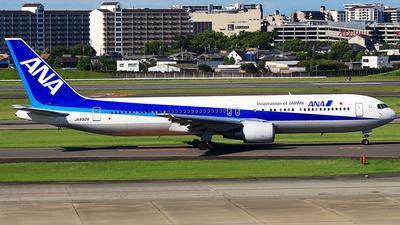JA8324 - Boeing 767-381 - All Nippon Airways (ANA)