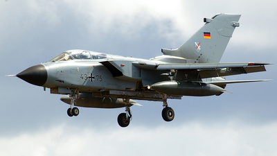 43-75 - Panavia Tornado IDS - Germany - Air Force