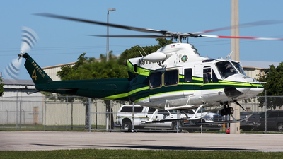 N911RA - Bell 412EP - United States - Miami Dade Fire Rescue