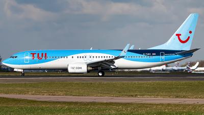 G-TUKC - Boeing 737-8FZ - TUI