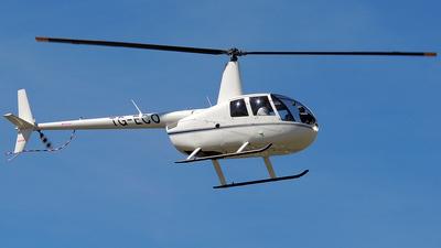 TG-ECO - Robinson R44 Raven II - Private